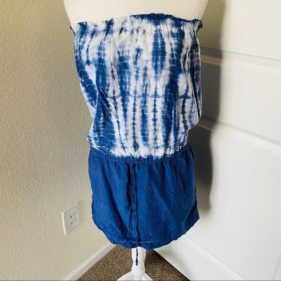 Young Fabulous & Broke Strapless Mini Dress